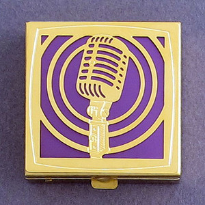 Microphone Pill Box