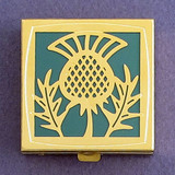 Thistle Pill Box