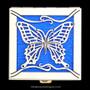 Butterfly Pill Box