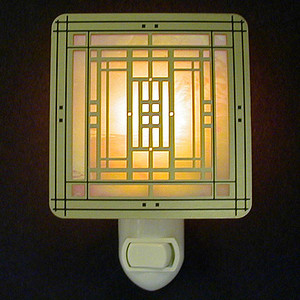 Mission Style Night Light