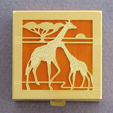 Giraffe Pill Box