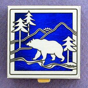 Bear Pill Box