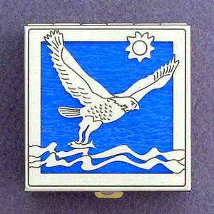 Falcon Pill Box