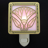 Egyptian Lotus Night Light