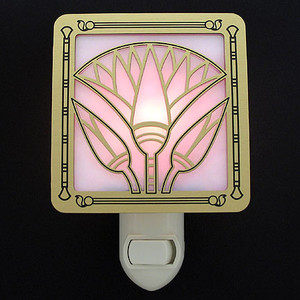 Egyptian Lotus Night Light
