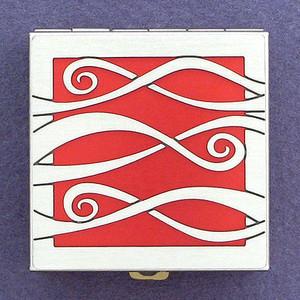 Ribbons Pill Box