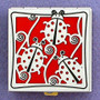 Ladybug Pill Boxes