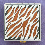 Tiger Stripe Pill Box
