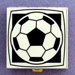 Soccer Pill Box