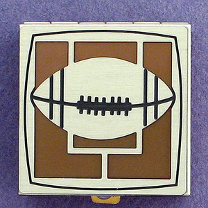 Football Pill Box