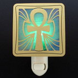 Egyptian Ankh Night Light