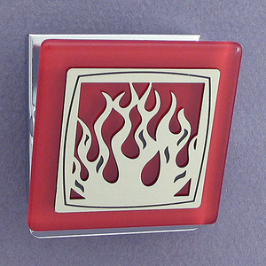 Fire Magnet Clips