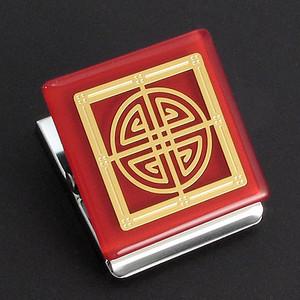 Crest Magnet Clip