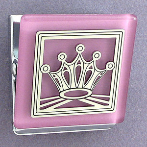 Crown Clip Magnet