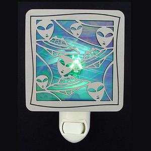 Alien Night Light