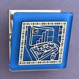 Laptop Computer Fridge Magnet Clip