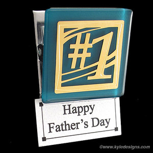 #1 Magnet Clips For Father's Day