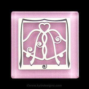 Wedding Bells Kitchen Magnets