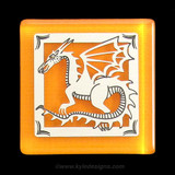 Dragon Fridge Magnet