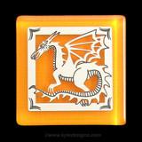 Dragon Fridge Magnet