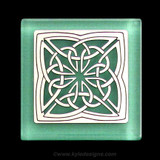 Irish Celtic Fridge Magnet