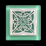 Irish Celtic Fridge Magnet