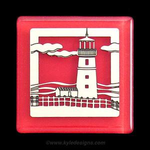 Lighthouse Fridge Magnets