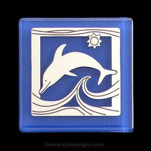 Dolphin Refrigerator Magnets