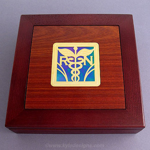 Nurse Jewelry Box