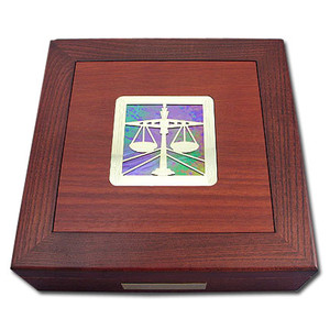 Lawyer Jewelry Box