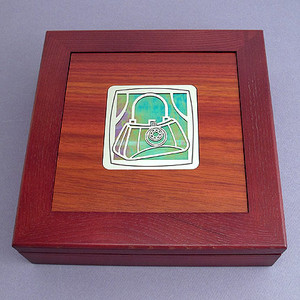 Handbag Design Jewelry Box