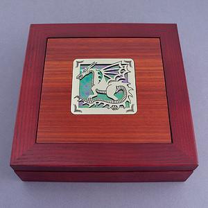 Dragon Jewelry Box