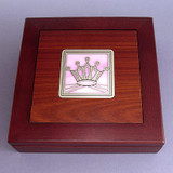 Princess Crown Jewelry Box