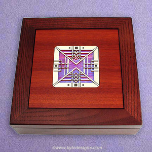 Craftsman Jewelry Box