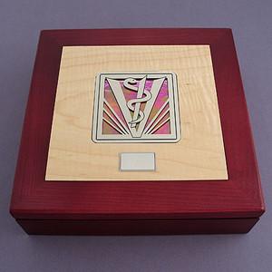 Veterinarian Jewelry Box