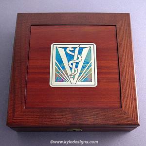 Veterinary Jewelry Box
