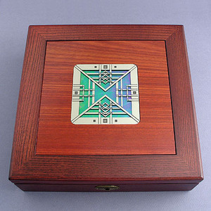 American Crafts Jewelry Box