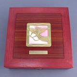 Angel Jewelry Keepsake Box