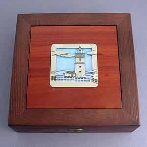 Lighthouse Jewelry Box