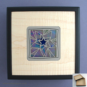 Star Jewelry Box