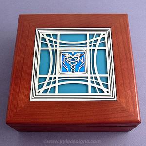 Nursing Jewelry Box