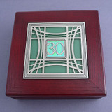 30th Birthday / Anniversary Jewelry Box