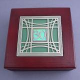 30th Birthday / Anniversary Jewelry Box