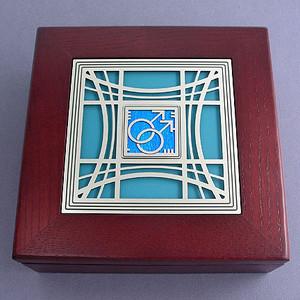 Gay Man Jewelry Box