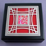 Asian Character Jewelry Box