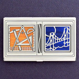 Bridge Engineer Business Card Case