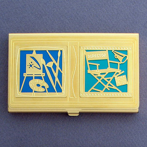 Art Director Business Card Case