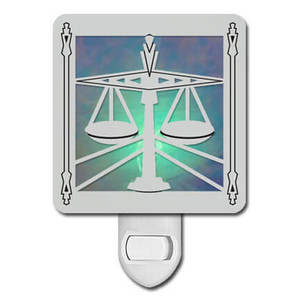 Attorney Night Light