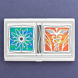 Radiologist Business Card Case