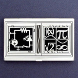 Electromechanical Engineering Technician Business Card Case